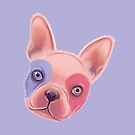 Patches - French Bulldog by Wendy-Stephens