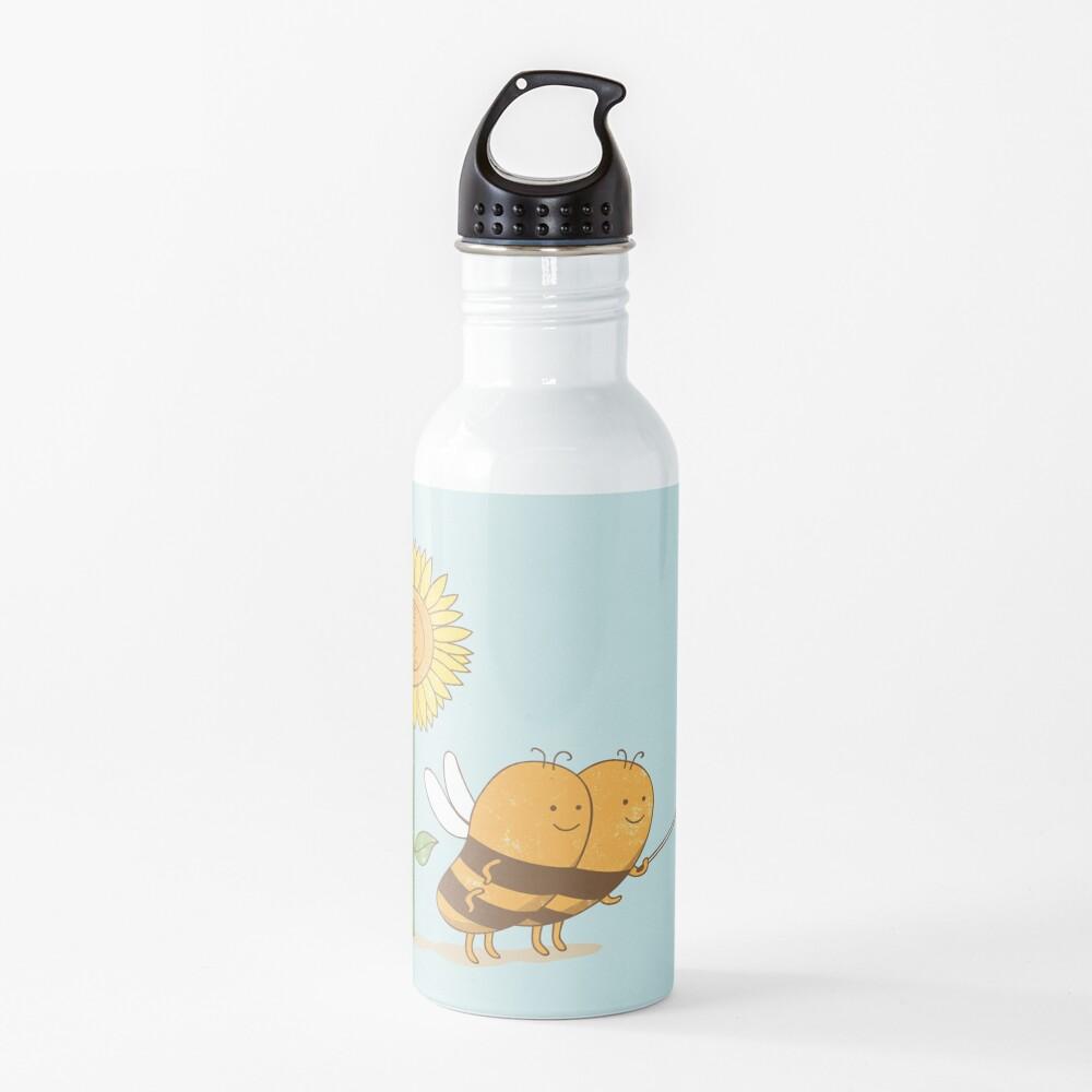 BFF wefie Water Bottle