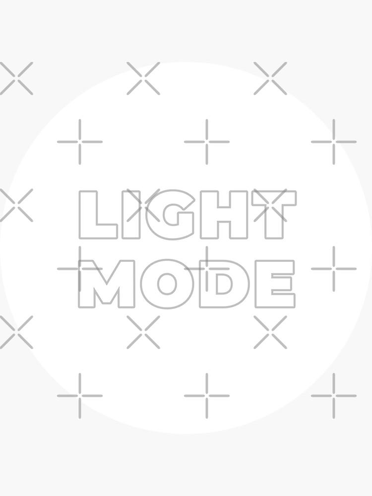 Light Mode by developer-gifts