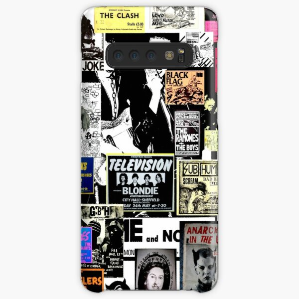 Punks are dead, not their music Samsung Galaxy Snap Case