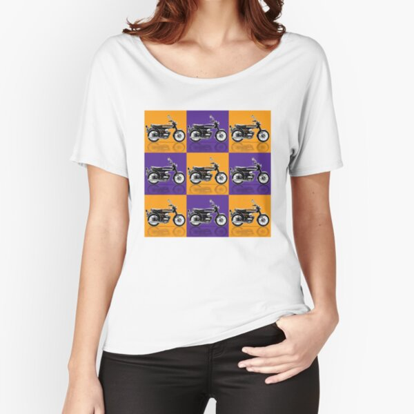 70's FS1-E bike - The fizzy, mopeds from your memory! Relaxed Fit T-Shirt