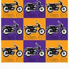 70's FS1-E bike - The fizzy, mopeds from your memory! by Cimbart