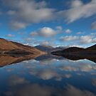 Loch Quoich by Rich Gale