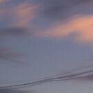 Lines Across the Sky III by Lynn Wiles