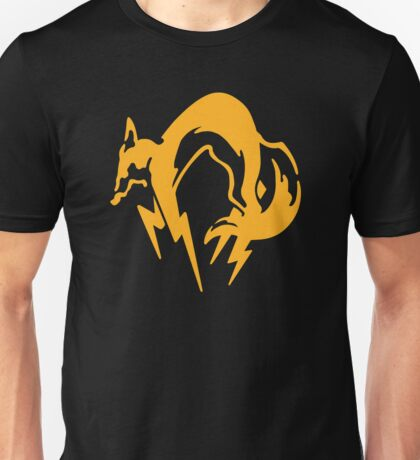 Metal Gear Solid - FOX Unisex T-Shirt