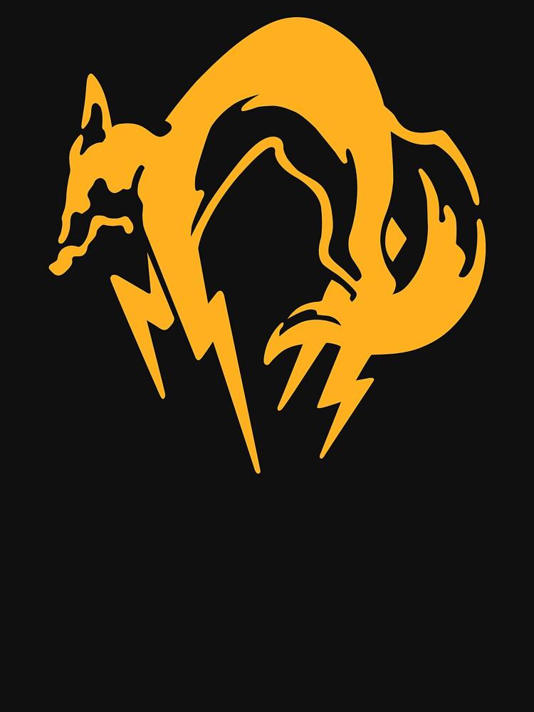 Metal Gear Solid - FOX by crimzind
