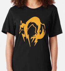 Metal Gear Solid - FOX Slim Fit T-Shirt
