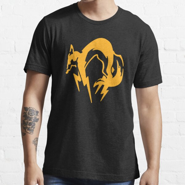 Metal Gear Solid - FOX Essential T-Shirt