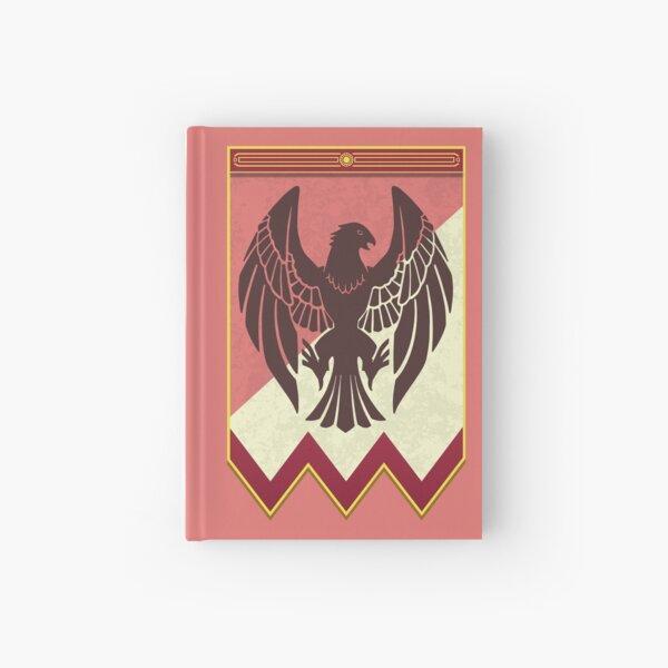 Fire Emblem 3 Houses: Black Eagles Banner Hardcover Journal
