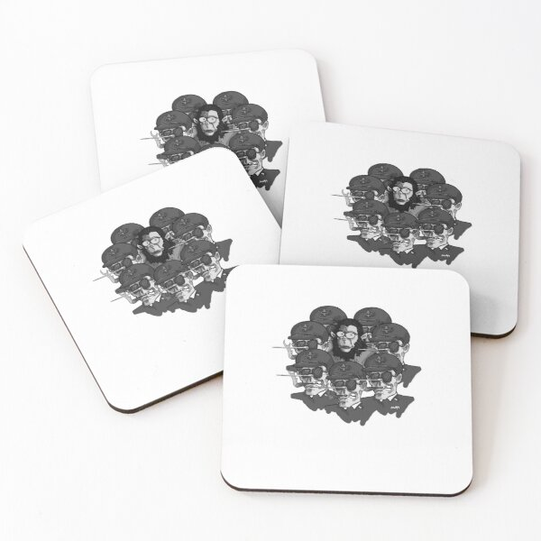 Everything's Fine! Coasters (Set of 4)