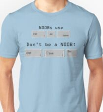 CTRL SHIFT ESC T-Shirt