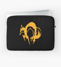 Metal Gear Solid - FOX (Over Heart) Laptop Sleeve