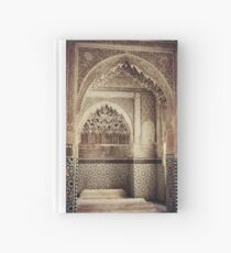 Moroccan Arch Hardcover Journal