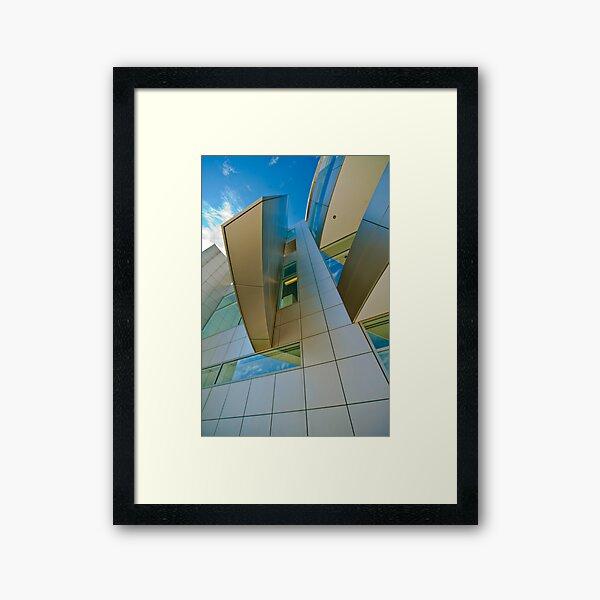 Abstract No 6 Framed Art Print