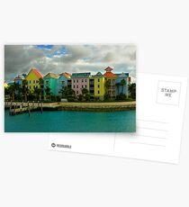 Caribbean Condos Postcards
