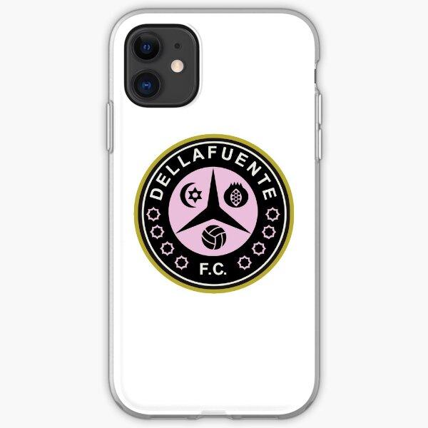 Dellafuente ☪ F.C. Artwork iPhone Soft Case