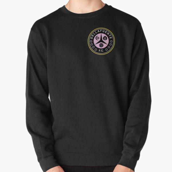 Dellafuente ☪ F.C. Artwork Pullover Sweatshirt