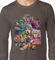JoJo's Bizarre Adventure : Joestar Family Long Sleeve T-Shirt