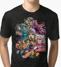 JoJo's Bizarre Adventure : Joestar Family Tri-blend T-Shirt