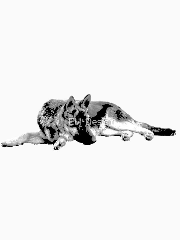Schäferhund von EH-Design