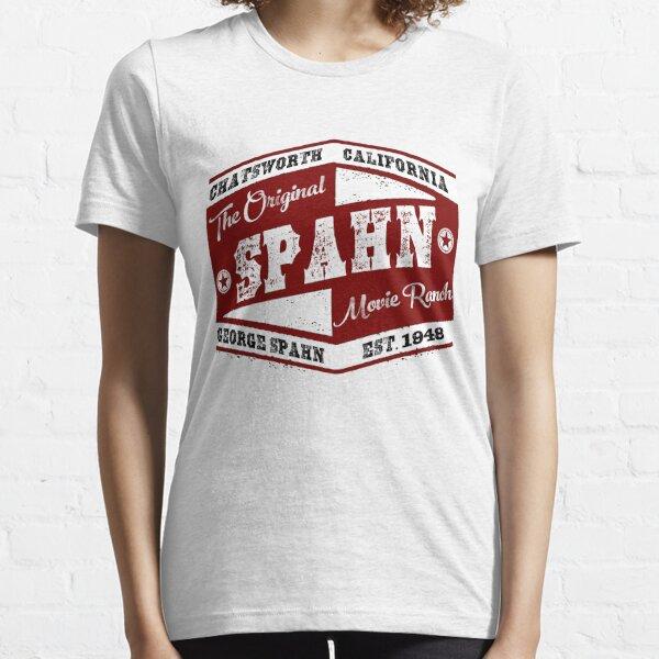 Original Spahn Movie Ranch Design Manson Family Essential T-Shirt