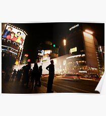 Crossing Shibuya Poster