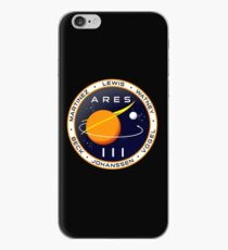 Ares 3 mission to Mars - The Martian iPhone Case