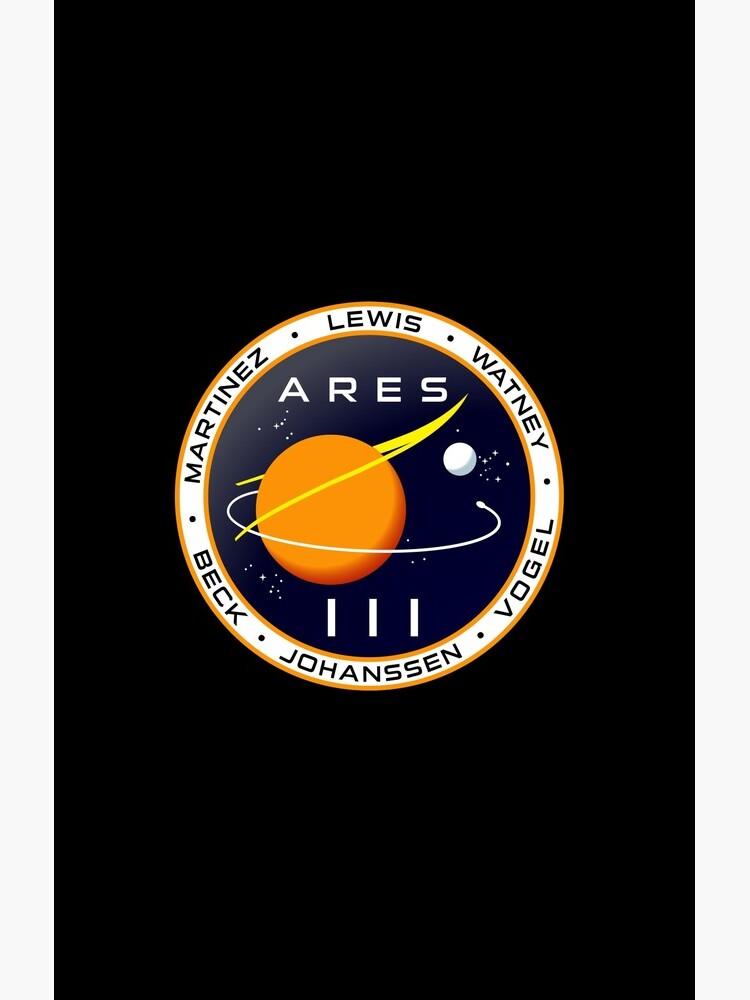 Misión Ares 3 a Marte - El marciano de hopography