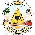 «In Pizza We Trust» de SJotabe