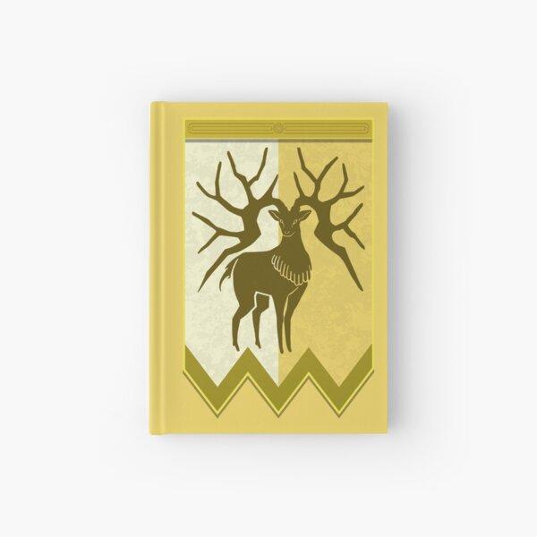 Fire Emblem 3 Houses: Golden Deer Banner Hardcover Journal