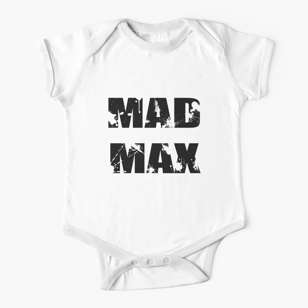 Mad Max Baby One-Piece