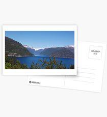 Hardanger Fjord Postcards