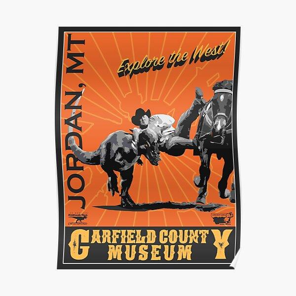 Garfield County Museum Poster
