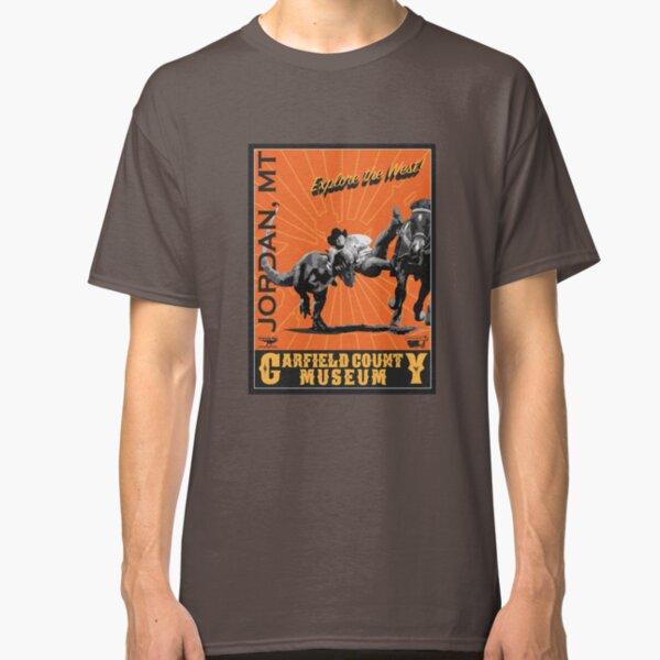 Garfield County Museum Classic T-Shirt