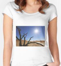 Deadvlei  Women's Fitted Scoop T-Shirt