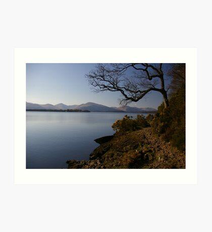 Balmaha, Loch Lomond Art Print