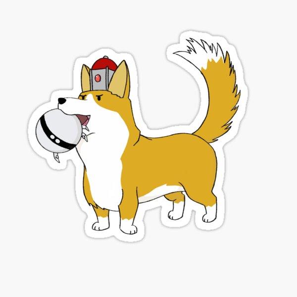 Fetch Sticker