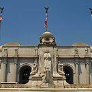 Columbus Memorial by Lee d'Entremont
