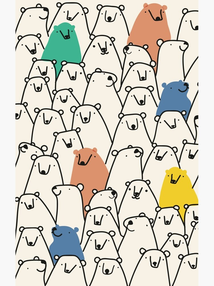 Bears pattern by theseakiwi