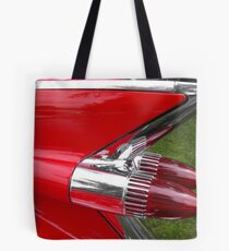 Red Tail Tote Bag