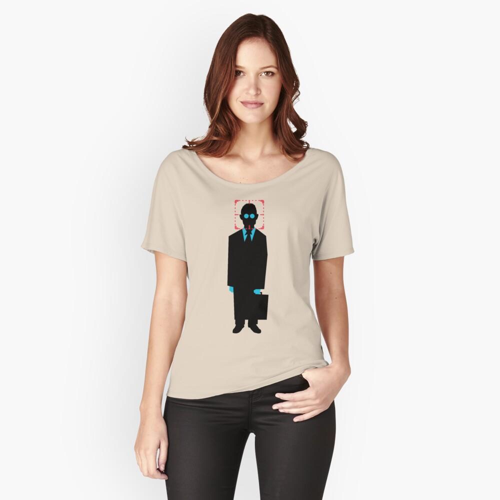 Harold Finch minimalistic Loose Fit T-Shirt