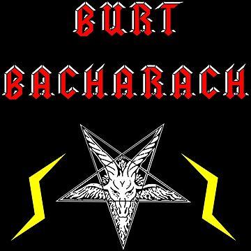 BÜRT BACHARACH by M0les2013