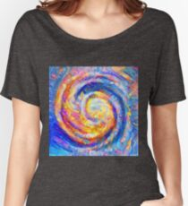 Abstract segmentation of phoenix Relaxed Fit T-Shirt