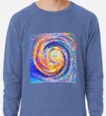Abstract segmentation of phoenix Lightweight Sweatshirt