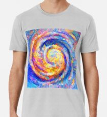 Abstract segmentation of phoenix Premium T-Shirt