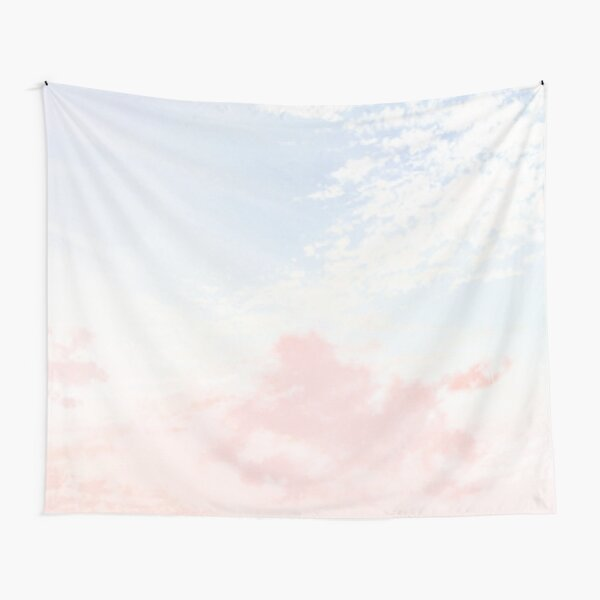 Anime Clouds Tapestry