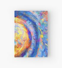 Abstract segmentation of phoenix Hardcover Journal
