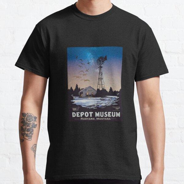 Depot Museum Classic T-Shirt