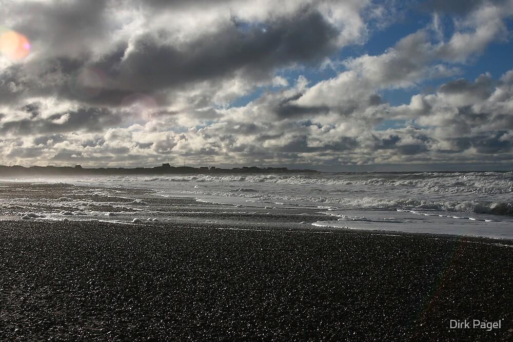 Klitmöller Beach by Dirk Pagel
