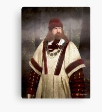Captain of the Guild of St. Maurice Canvas Print